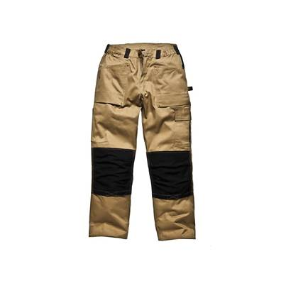 Dickies Grafter Duo Tone Khaki & Black Trousers