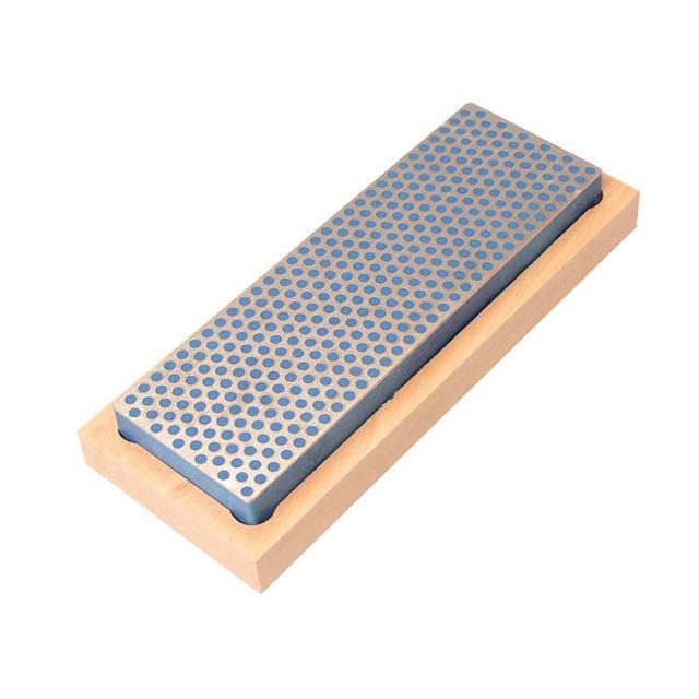 DMT Diamond Whetstone 150mm Wooden Box Blue 325 Grit Coarse