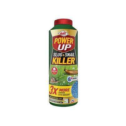 POWER UP 3X Slug & Snail Killer 650g