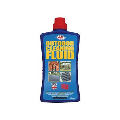 DOFF Outdoor Cleaning Fluid Concentrate 1 litre