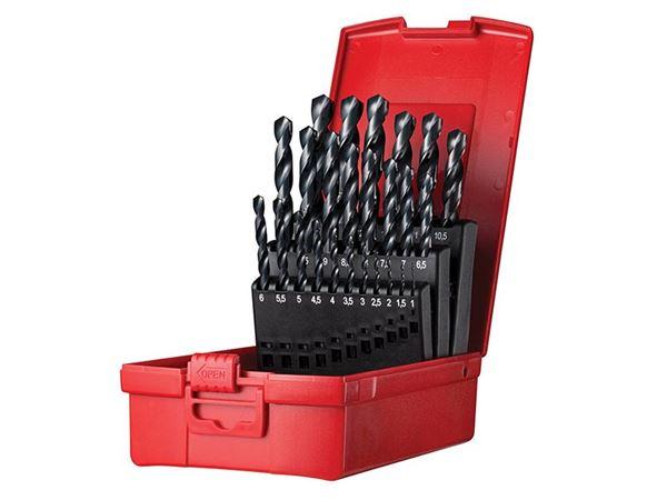 Dormer A190 Series Metric High Speed Steel Drill Sets