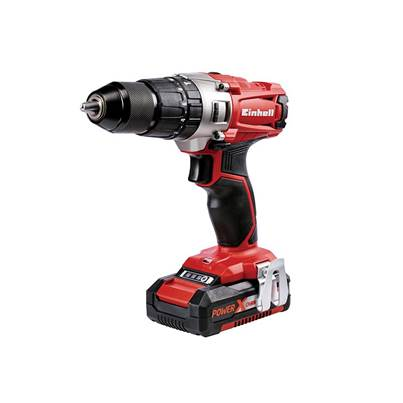 Einhell TE-CD 18/2 Li Power X-Change Combi Drill 18V 2 x 1.5Ah Li-ion