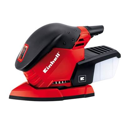 Einhell TE-OS 1320 Multi Sander with Dust Collection 130W 240V