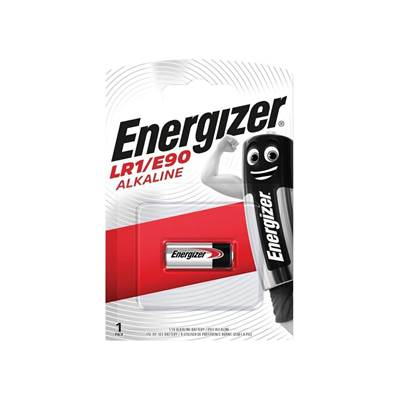 Energizer® LR1 Electronic Battery (Single)