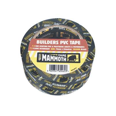Everbuild Builders PVC Tape B