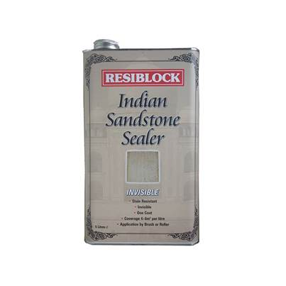Everbuild Resiblock Indian Sandstone Sealers Invisible 5 litre