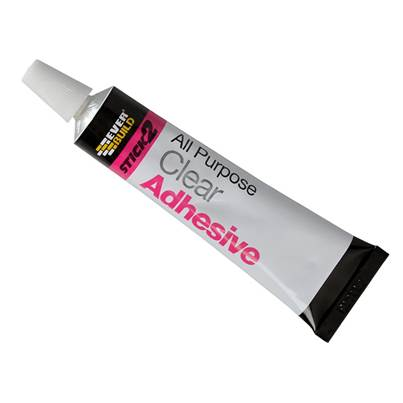 Everbuild STICK2® All-Purpose Adhesive Tube 30ml