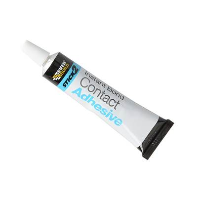 Everbuild STICK2® Instant Bond Contact Adhesive Tube 30ml