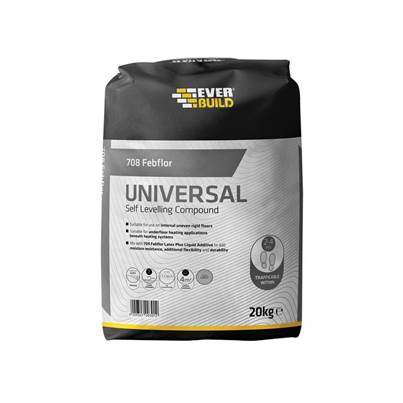 Everbuild 708 Self Level Compound 20kg