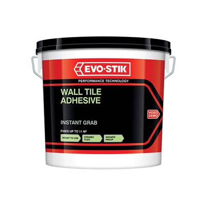 EVO-STIK Instant Grab Wall Tile Adhesive
