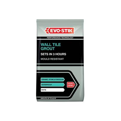 EVO-STIK Wall Tile Grout Mould Resistant