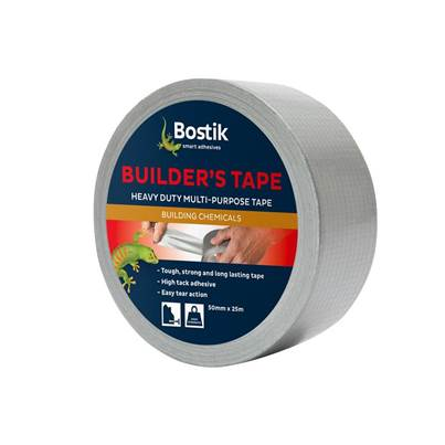 EVO-STIK Roll Builder's Tape 50mm x 25m