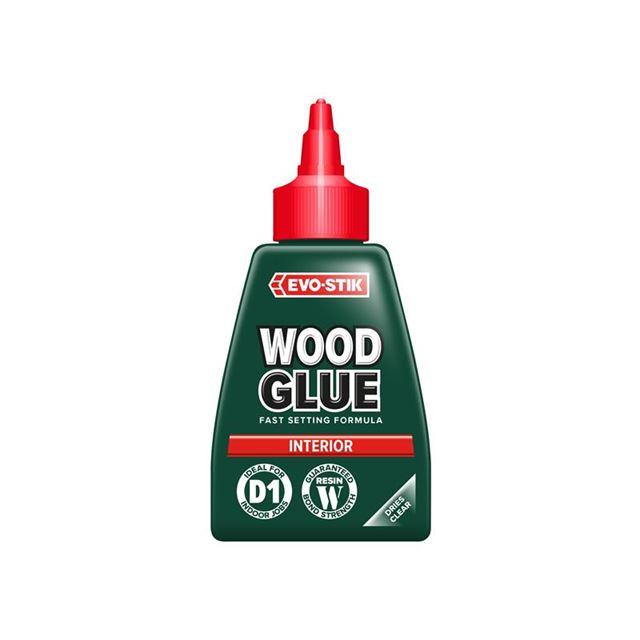 EVO-STIK Wood Glue Interior 65ml