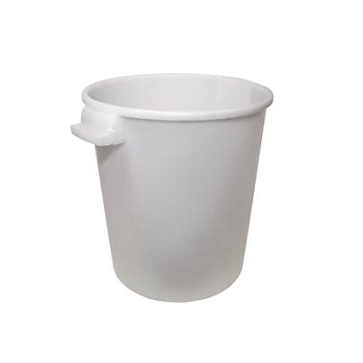 Faithfull Builder's Bucket 50 litre (10 gallon) - White