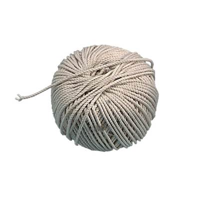 Faithfull 540 Builder's Line Ball 50m (164ft) White