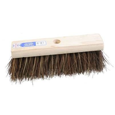 Faithfull Stiff Bassine / Cane Flat Broom Head 325mm (13in)