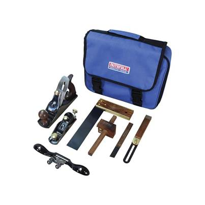 Faithfull Carpenter's Tool Kit, 7 Piece