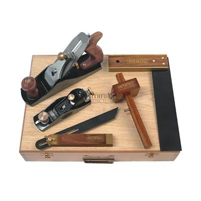 Faithfull Carpenter's Tool Kit, 5 Piece