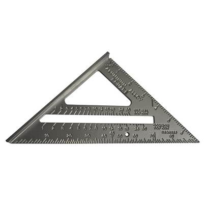 Faithfull Quick & Easy Aluminium Roofing Square 180mm (7in)