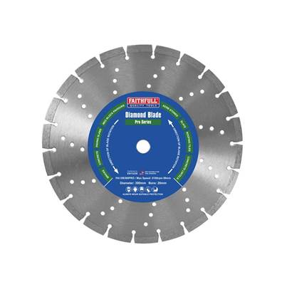 Faithfull Professional Diamond Blade