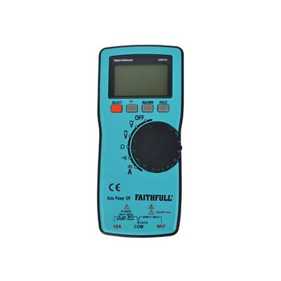 Faithfull Auto-Range Digital Multimeter
