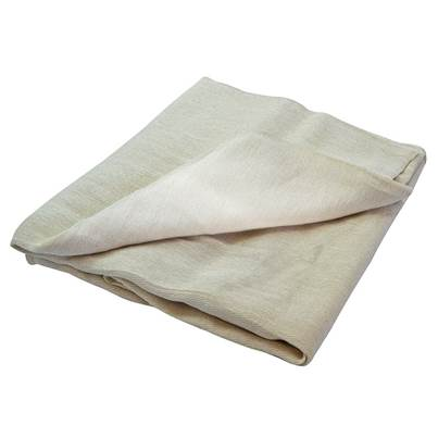 Faithfull Cotton Twill Polythene Backed Dust Sheet