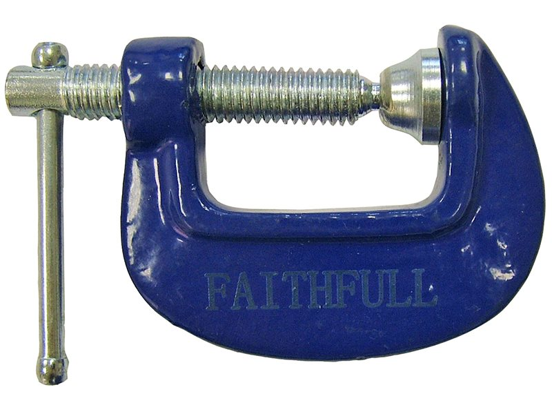 Faithfull Hobbyists Clamp