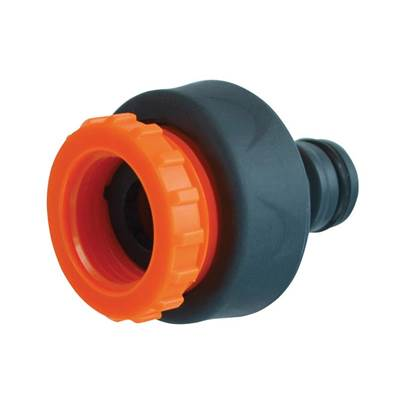 Faithfull Plastic Tap Hose Connector