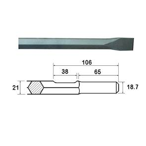 view Steels - 21mm Hex Shank products