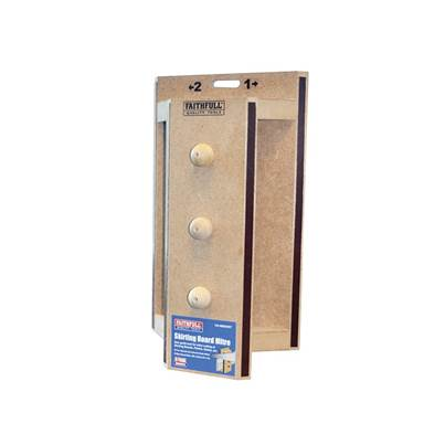 Faithfull Skirting Board Mitre 230mm (9in)