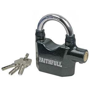 view Faithfull Padlocks products