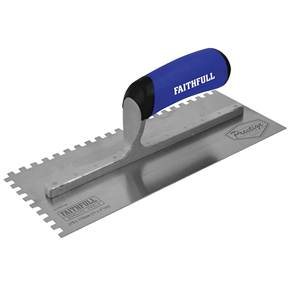 view Tiling, Mastic & Adhesive Trowels products