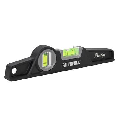 Faithfull Prestige Professional Heavy-Duty Scaffold Level 25cm