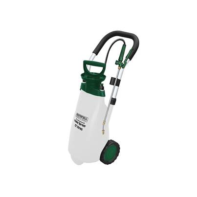 Faithfull Professional Trolley Sprayer with Viton® Seals 12 litre