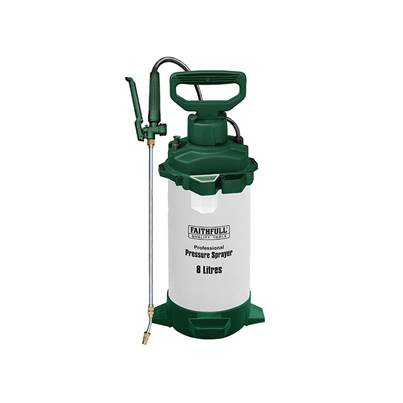 Faithfull Professional Sprayer with Viton® Seals 8 litre