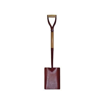 Faithfull Solid Socket Shovel Square No.2 MYD