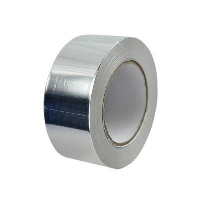 Faithfull Aluminium Foil Tape 50mm x 45.7m