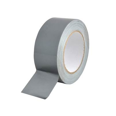 Faithfull Heavy-Duty Gaffa Tape 50mm x 25m Silver