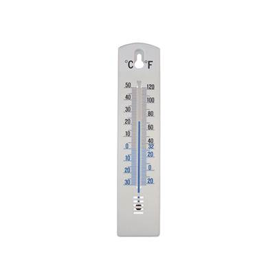 Faithfull Wall Thermometer - Plastic 200mm