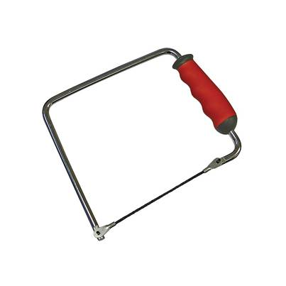 Faithfull Tile Rod Saw Soft Grip Handle 150mm