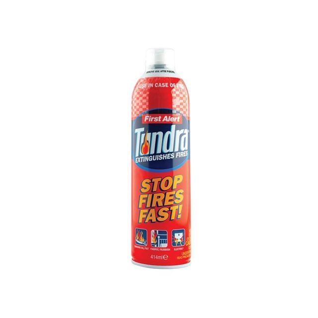 First Alert® Tundra Fire Extinguishing Spray