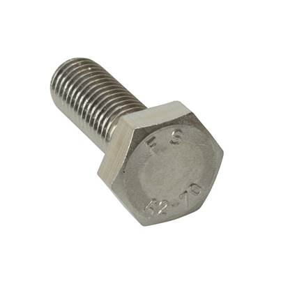 ForgeFix High Tensile Set Screw 8.8 Grade, ZP