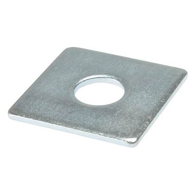 ForgeFix Square Plate Washers, ZP