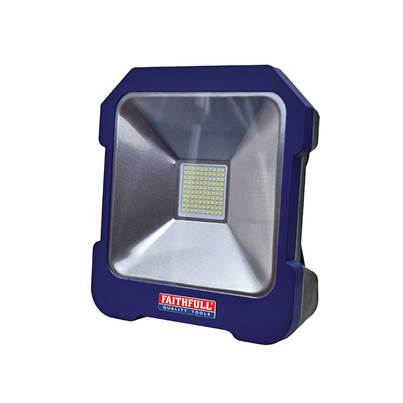 Faithfull Power Plus SMD LED Task Light 2000 Lumen