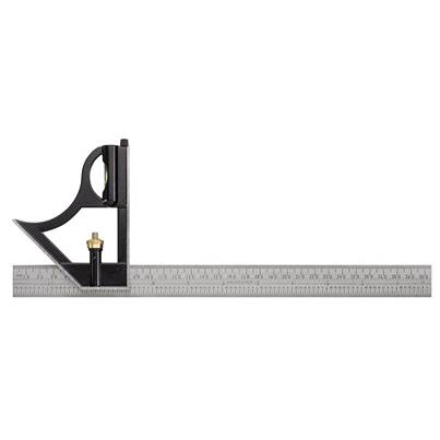 Fisco 52ME Combination Square 300mm (12in)