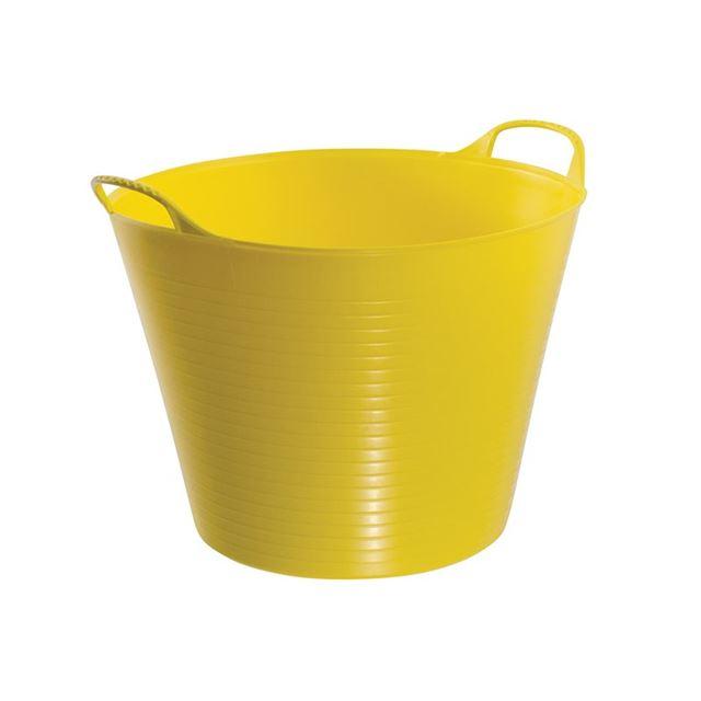 Red Gorilla Gorilla Tub® Medium 26 litre - Yellow