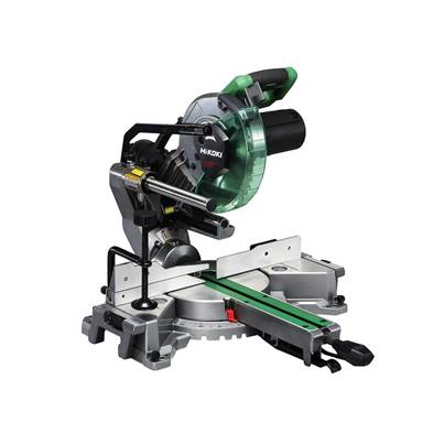 HiKOKI C8FSHG Slide Compound Mitre Saw 216mm