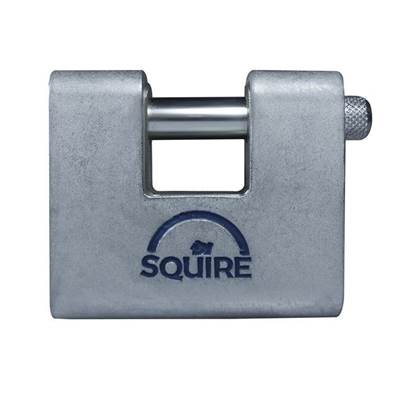 Squire Steel Armoured Warehouse Padlocks