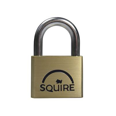 Squire Lion Brass Padlocks