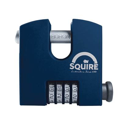 Squire Stronghold Re-Codeable Padlocks